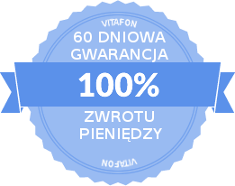 Fonovit: Gwarancja zwrotu